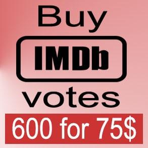 buy 600 imdb ratings
