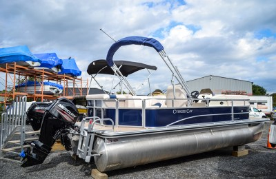 Pontoon Boats For Sale – All The Same?