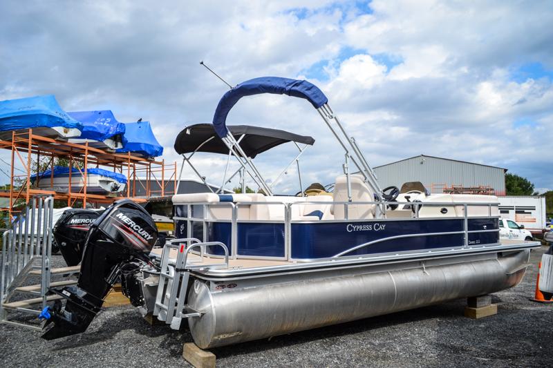 Cypress Cay Pontoon Boat Huntsville Marine