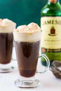 World Coffee Culture Irish Coffee - Ireland