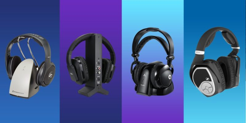 best wireless home theater headphones