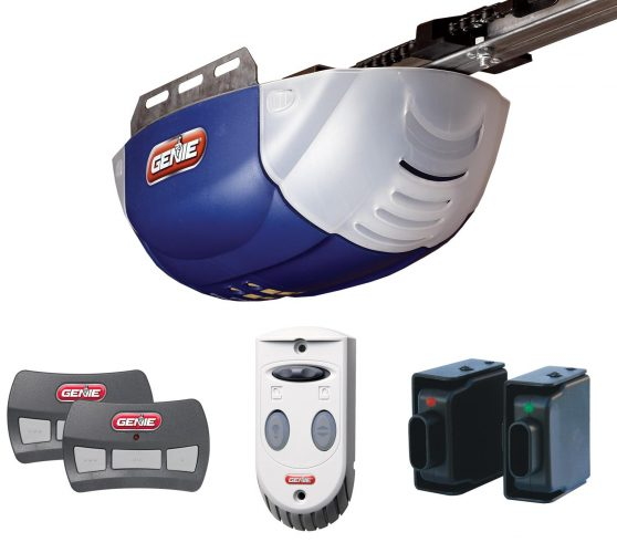 Genie 1022-C 1/2-Horsepower DC ChainLift Garage Door Opener