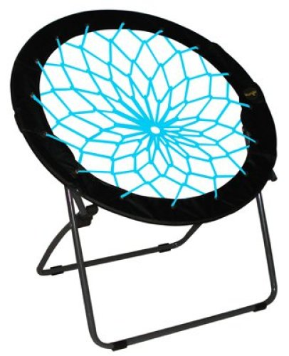 Teal Bunjo Chair- best bungee chair