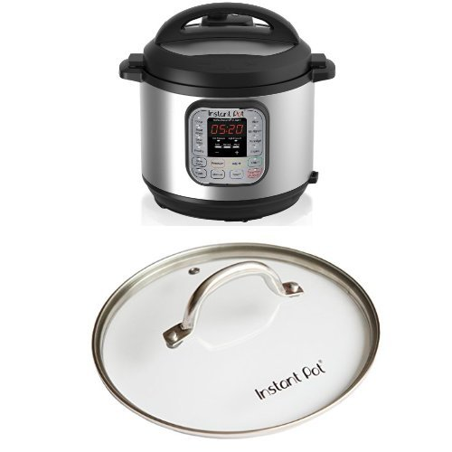Instant Pot IP-DUO60 Cooker-Best rice cookers