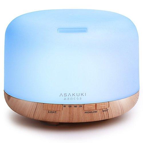 ASAKUKI Premium Oil Diffuser-Large Diffusers