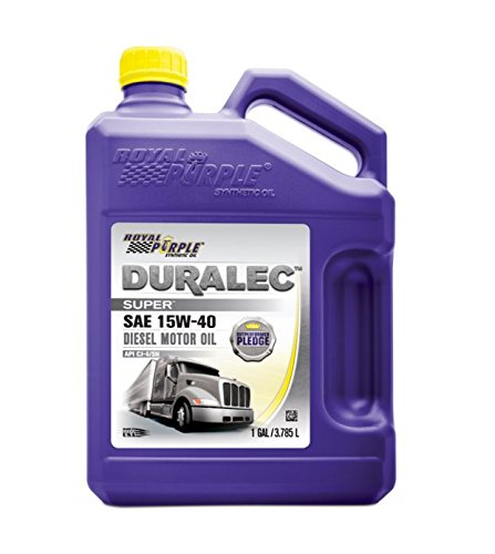 API-Licensed SAE 15W-40 Royal Purple - synthetic motor oils