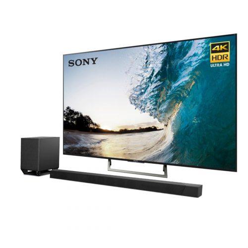 Sony XBR65X850E 4K Ultra HD Smart LED TV