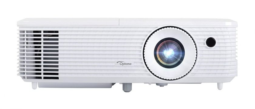 Optima HD27 3D DLP Projector - Projectors under 1000
