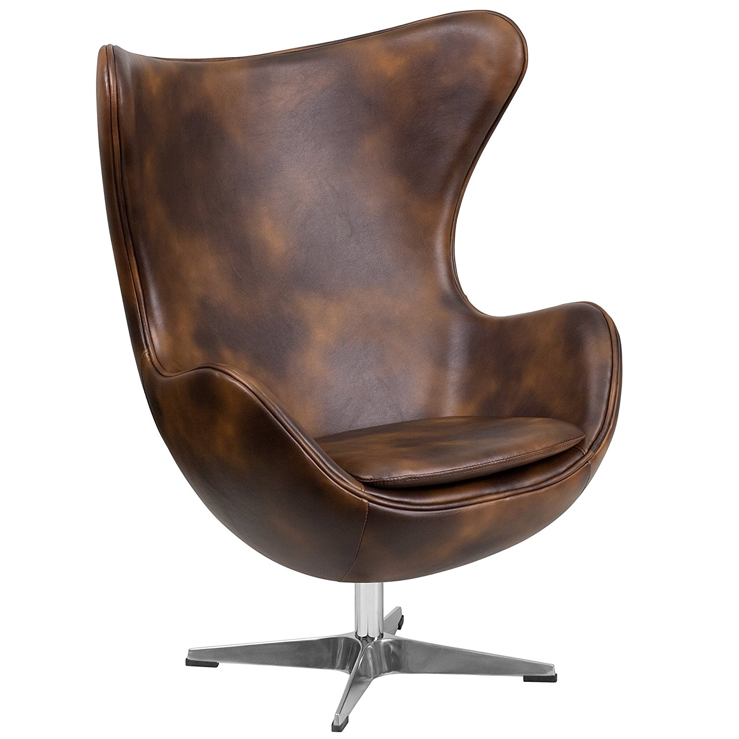 Brown Leather Egg Chair Top 10 Best Egg Chair In 2018