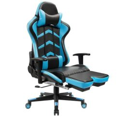 Reclining Office Chair With Footrest India Grey Weave Garden Chairs The Top 10 Best In 2019 Detail Buying Guide Furmax Gaming High Back Racing Ergonomic Swivel Computer Executive Pu Leather Desk