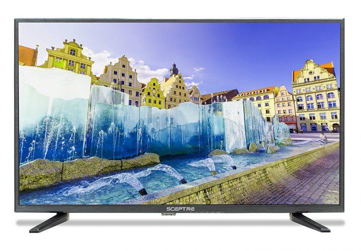 Sceptre 720p LED TV - Small TVs