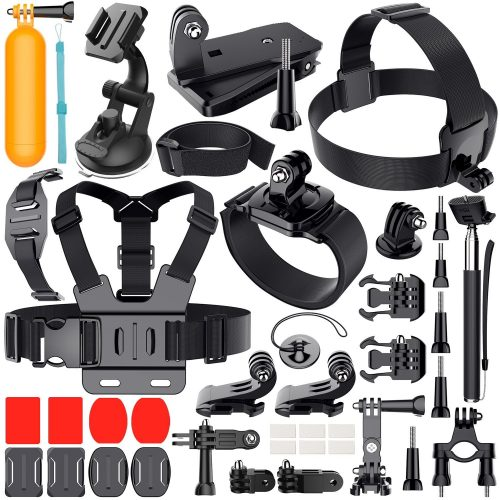 Erligpowht Outdoor Sports Combo Kit 40 accessories for GoPro HERO 4/3+/3/2/1 - GoPro accessories Kit