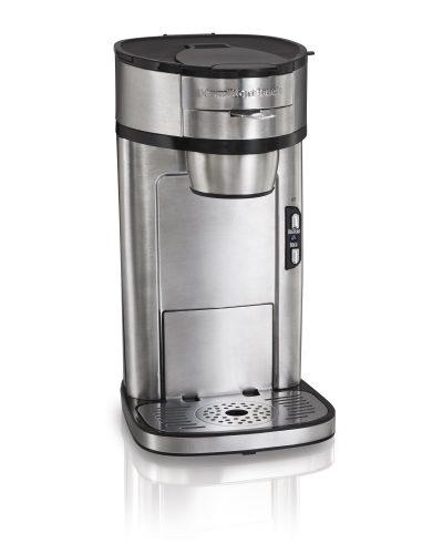 Hamilton Beach 49981A Single Serve Scoop Coffee Maker - Single Cup Maker