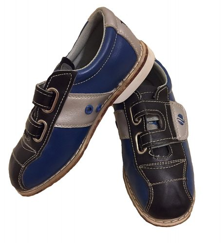 Linds Youth Monarch Rental Bowling Shoes- Hook and Loop - Bowling Shoes