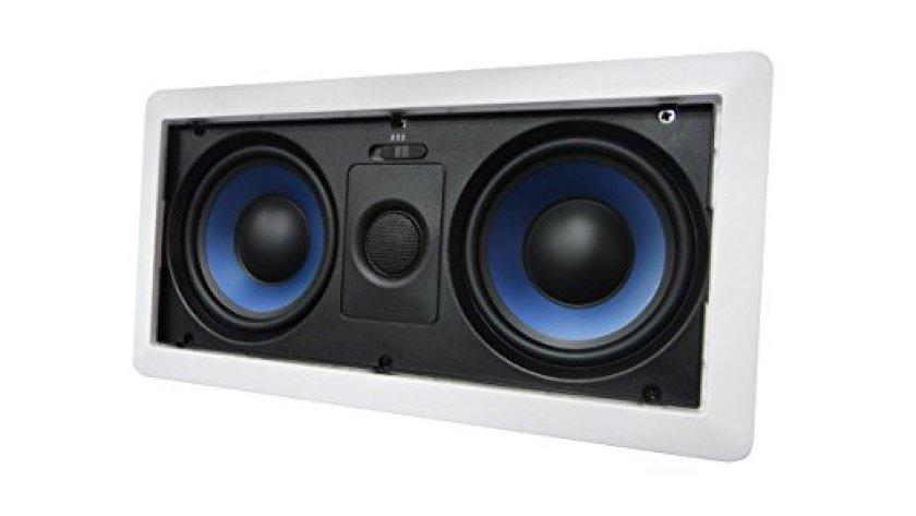 5252W Silver Ticket In-Wall In-Ceiling Speaker with Pivoting Tweeter - In-wall Speakers