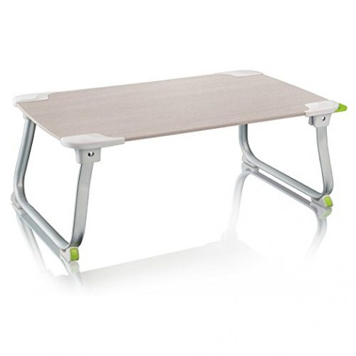 Etable Multipurpose Laptop Table Super Light Lap Desk with Folding Legs - Folding Camping Table