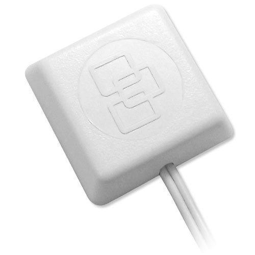 Interlogix Glassbreak Shock Detector, White (5150W) - Glassbreak Detector