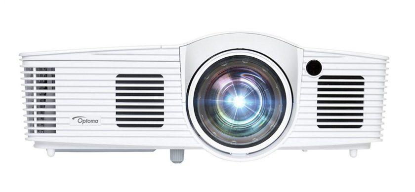 Optoma GT1080Darbee 1080p 3000 Lumens 3D DLP Short Throw Gaming Projector - Short Throw Projectors