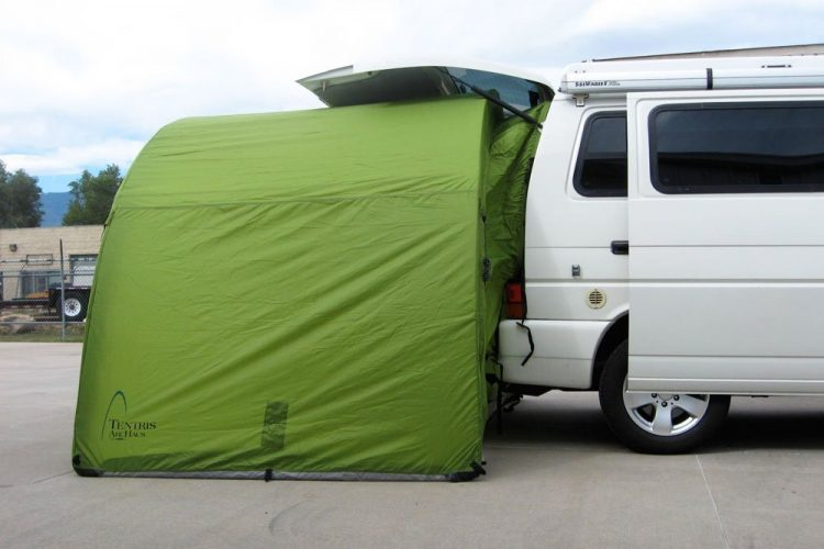 Tentris ArcHaus Shelter and Tailgate Tent 6S - TAILGATOR SPECIAL - Suv Tent
