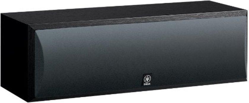 Yamaha NS-C210BL Center Channel Speaker, Black - Center Channel Speakers