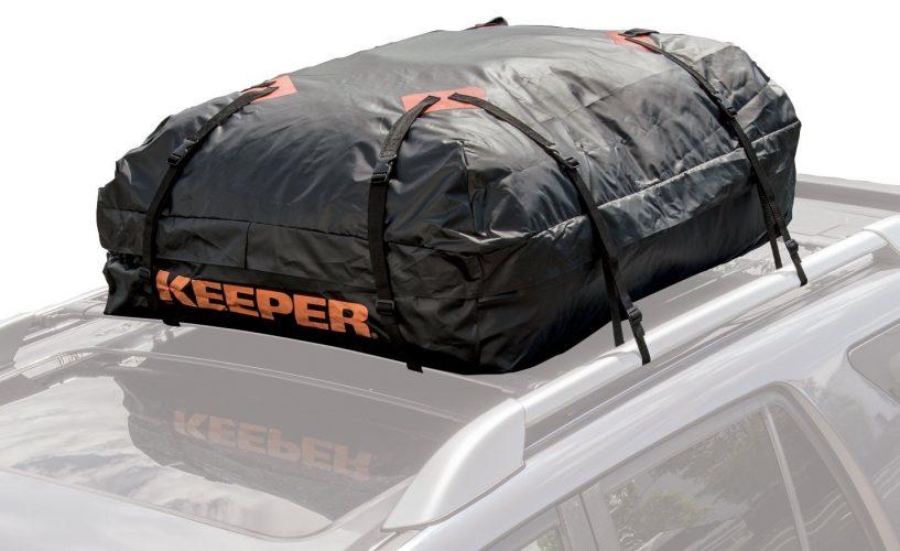 Keeper 07203-1 Waterproof Roof Top Cargo Bag (15 Cubic Feet) - Best Waterproof Roof Top Cargo Bags