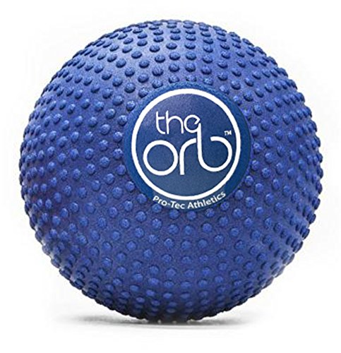 Pro-Tec Athletics the Orb High-Density Deep Tissue Massage Ball - Includes User Guide - Massage Balls