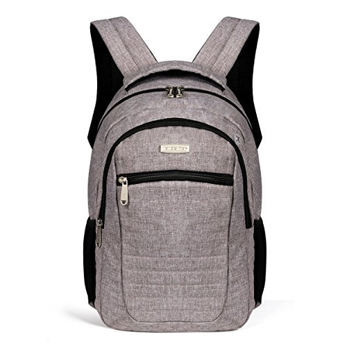 """Advocator Slim Business Backpack for Laptop Up To 14"""" Waterproof Travel Daypack - 14-inch laptop backpacks"""