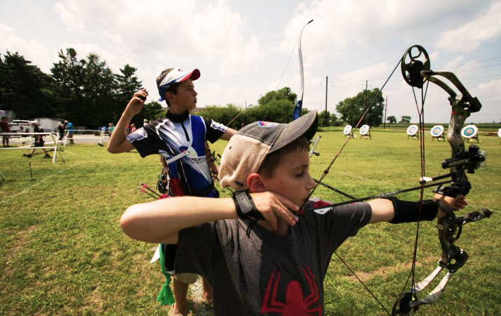 Compound Bows For Kids