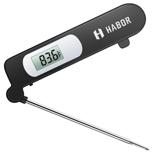 Habor Instant Read Meat Thermometer - Kitchen Thermometers