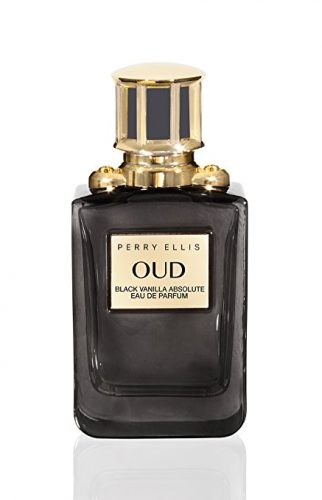 Perry Ellis Oud Black Vanilla Absolute, 3.4 floz EDP - Seductive Perfume