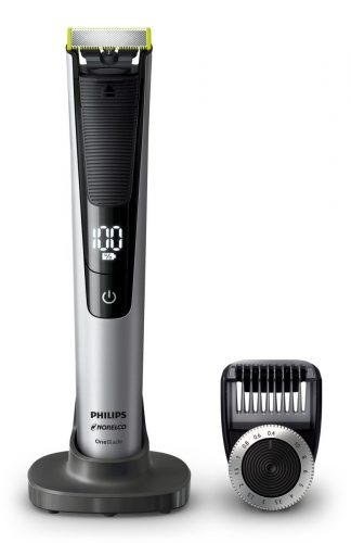 Philips Norelco One blade Hybrid Electric Trimmer and Shaver - Men Electric Razor