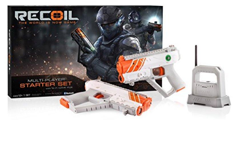 Recoil Laser Combat - Starter Set - Laser Tag Toys