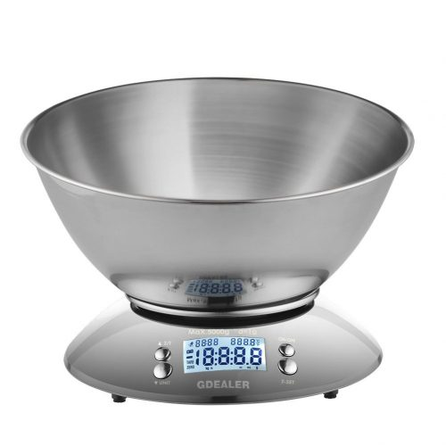 GDEALER Digital Kitchen Scale