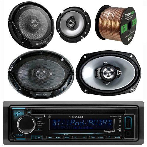 Kenwood Amplifier System