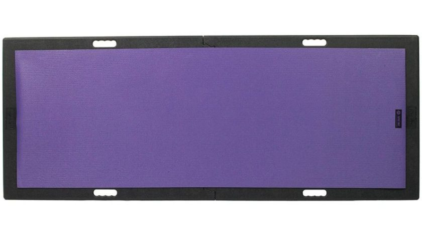 Lifeboard - Portable Floor to Enhance Yoga, Pilates or Ballet Barre Exercise at Home on Carpet or Outdoors Anywhere