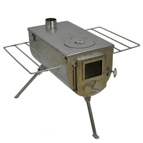 Winnerwell Woodlander Cook Wood Tent Stove