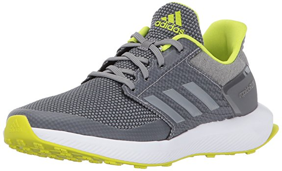 adidas Performance Kids' RapidaRun K Running Shoe