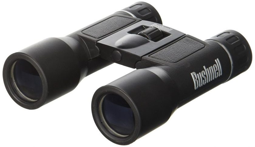 Bushnell Powerview Compact Folding Roof Prism Binocular - Compact Binoculars