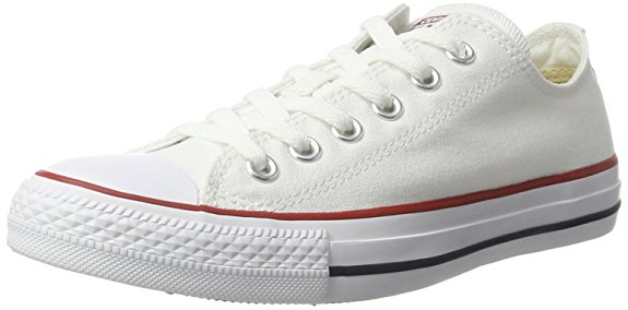 Converse Unisex Chuck Taylor All Star LOW Basketball Shoe - Basketball Shoes for Women