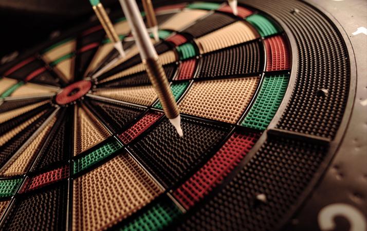 Electronic Dart Boards