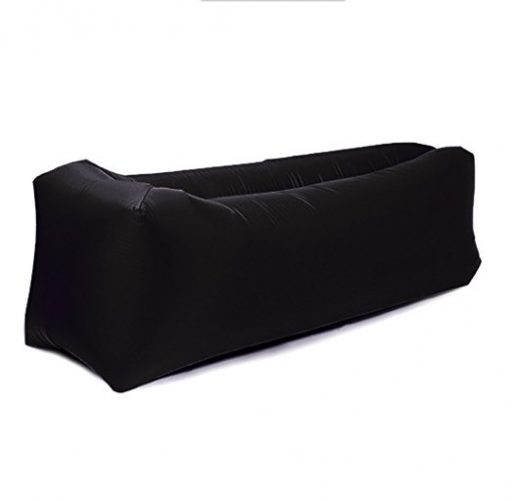 Sleeping Cloud Inflatable Lounger Bag Ripstop - Outdoor Hammock Portable Air Sofa Bag - Hangout Air Couch Sleeping Bag for Hiking Camping Picnics&Music Festivals - Inflatable Couch