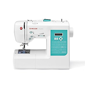 SINGER   7258 100-Stitch Computerized Sewing Machine with 76 Decorative Stitches, Automatic Needle Threader and Bonus Accessories, Best Sewing Machine for Quilting