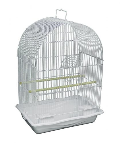 Prevue Pets White Arched Top Companion Bird Cage by Prevue Pet Product