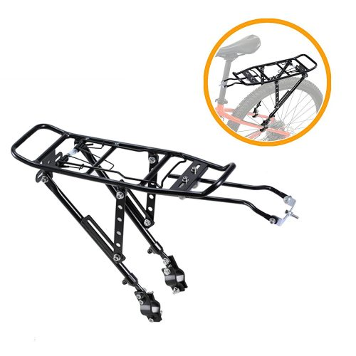 Voilamart Bicycle Rear Touring Carrier Rack