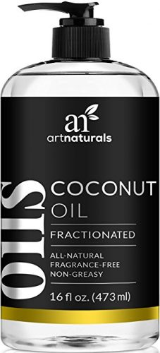 Art Naturals Premium Fractionated Coconut Oil - Coconut Oil Products
