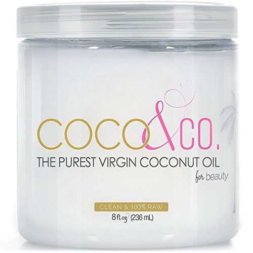 COCO&CO Pure Coconut Oil for Hair & Skin - Coconut Oil Products