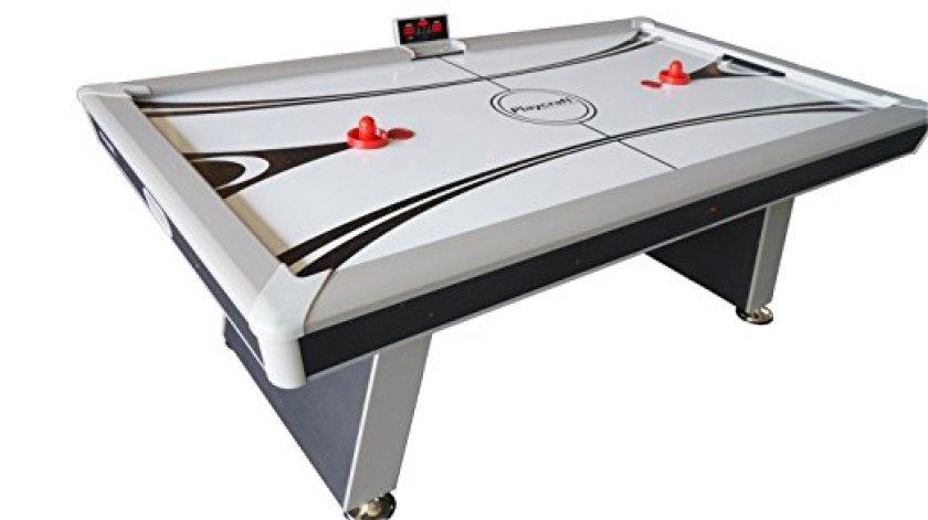 Playcraft - Center Ice 7' Air Hockey Table - Air Hockey Tables