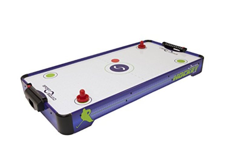 Sport Squad HX40 Electric Powered Air Hockey Table - Air Hockey Tables