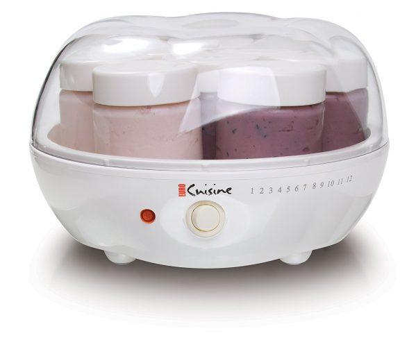 Euro Cuisine YM80 Yogurt Maker - yogurt maker