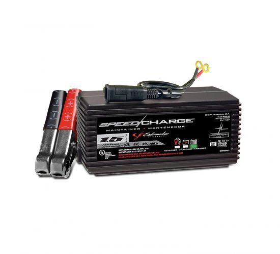 Schumacher SEM-1562A-CA 1.5 Amp Speed Charge Battery Maintainer - Car Battery Chargers